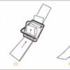 hướng dẫn luồn khóa dây đai composite