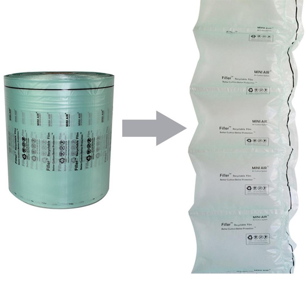 Túi khí chèn thùng carton Void Filler 20x10cm