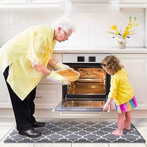thảm chống mỏi nhà bếp